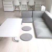 ソファやベッドもロースタイルで!狭いお部屋を広く感じられる家具をご紹介♪