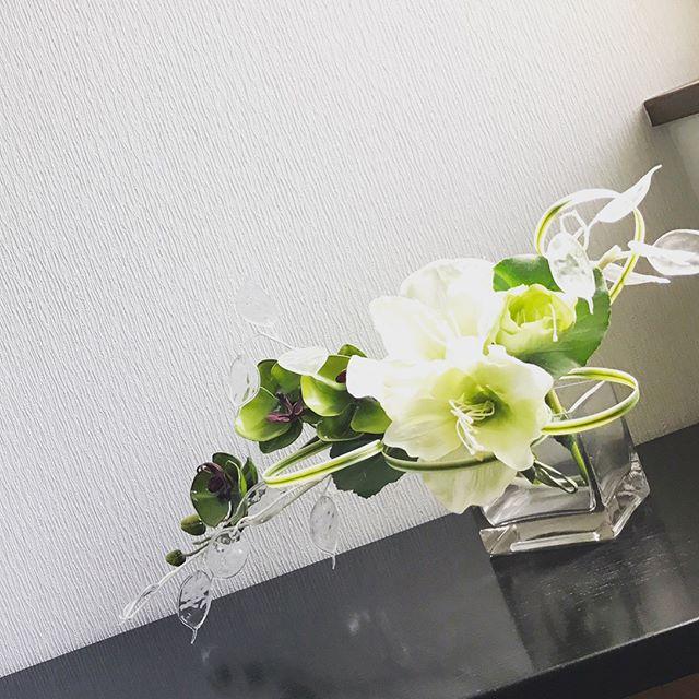 造花インテリア 花瓶2
