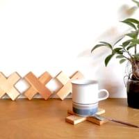 デザインとアレンジで楽しもう☆Instagramで話題の「コースター」をご紹介