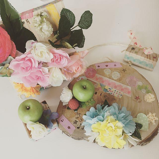 造花 リース 手作り