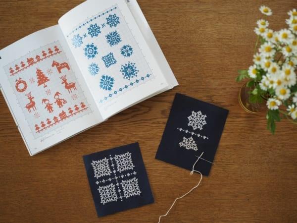 刺繍 作り方 クロスステッチ2