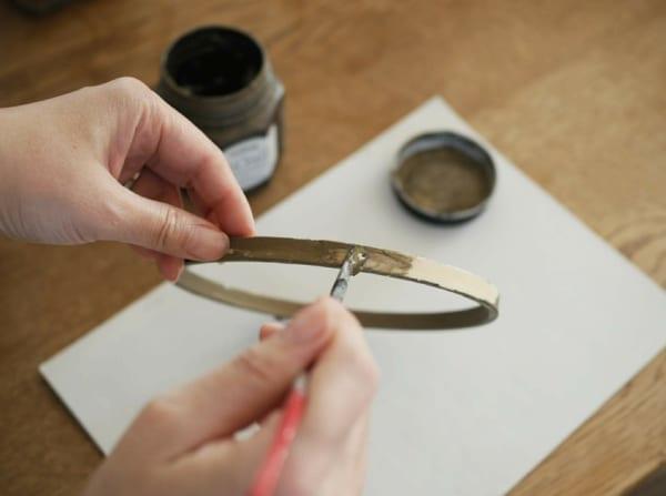 刺繍作品 ディスプレイ 刺繍枠2