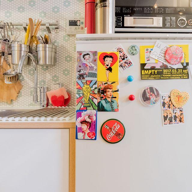 一人暮らしインテリア キッチン11