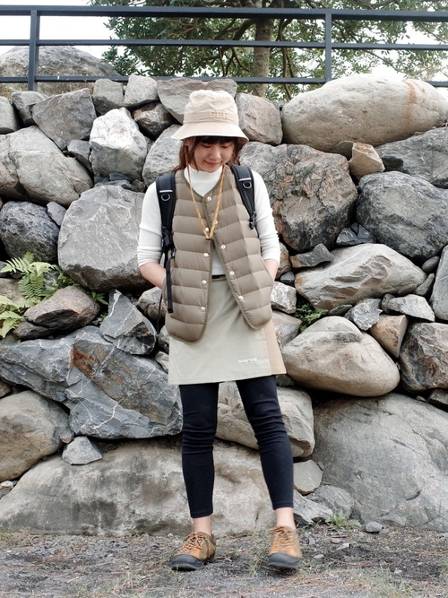 【レディース向け】トレッキングの服装特集26