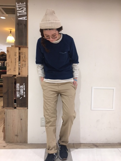 [GREEN BOWL] Mix Knit Cap/ミック スニット キャップ