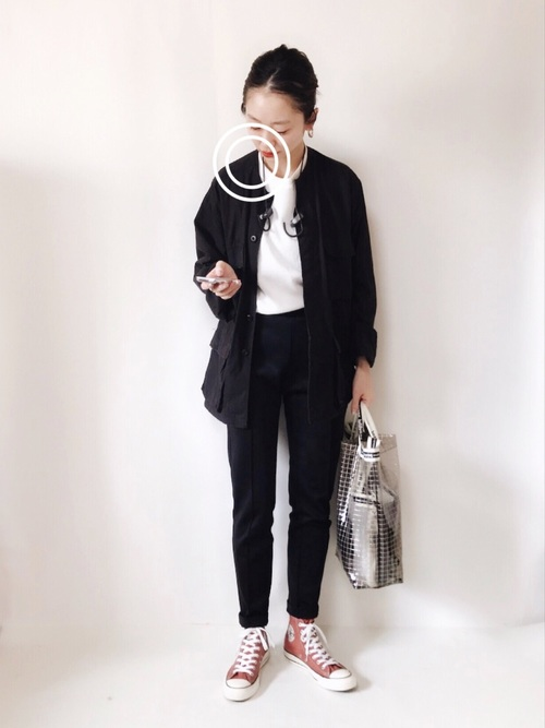 [STUDIOUS WOMENS] 【beautiful people】≪STUDIOUS別注≫ビニールショルダーバッグ11