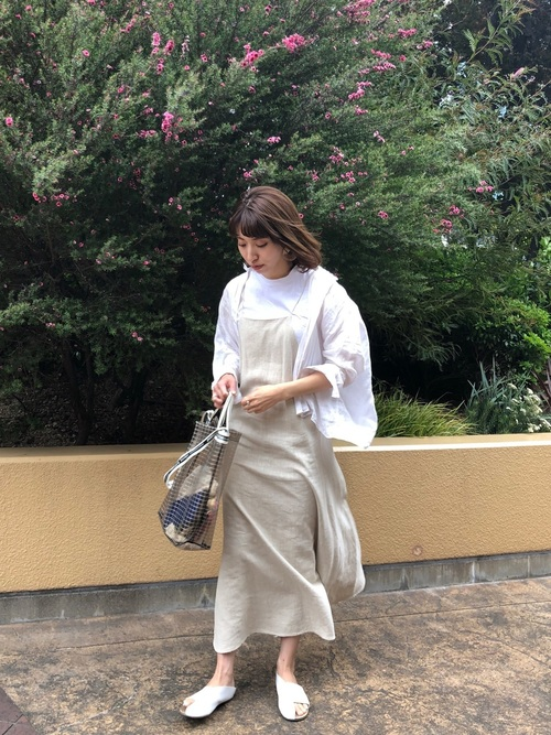 [STUDIOUS WOMENS] 【beautiful people】≪STUDIOUS別注≫ビニールショルダーバッグ5