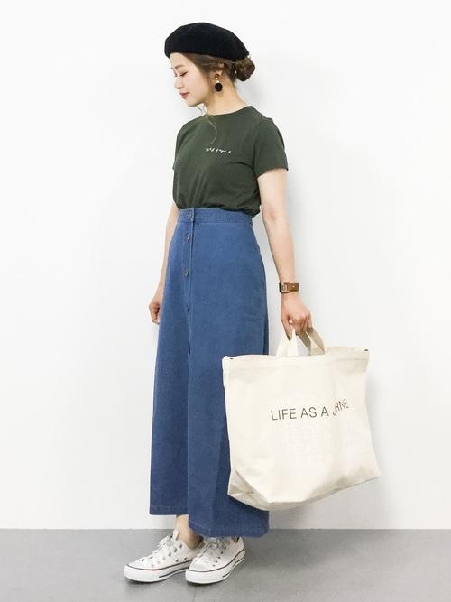 [agnes b.] W984 TS ロゴTシャツ