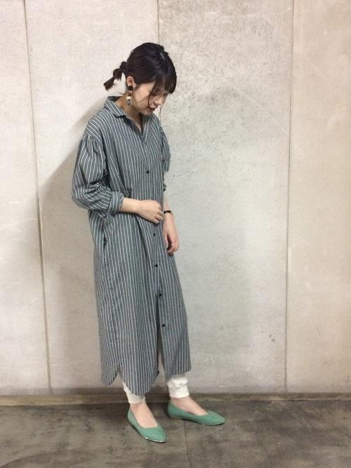 [Tabio/靴下屋] 靴下屋/ サーマル10分丈レギンスパンツ M~Lサイズ3