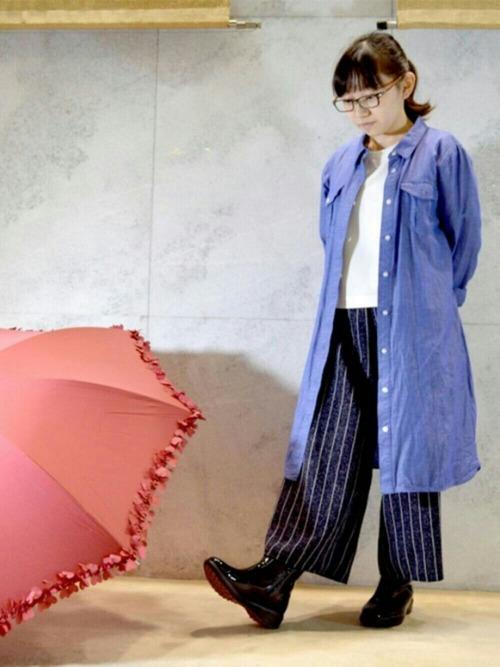 [COULEURVARIE] エナメルショートレインブーツ【バスルーム/BATHROOM】