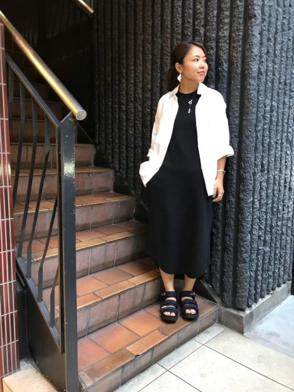 [BEAVER WOMEN] MANASTASH/マナスタッシュ 別注WS WIDE SHIRT