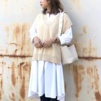 【GU】のワンピースで春のカジュアルコーデ★おすすめの着こなしをご紹介!
