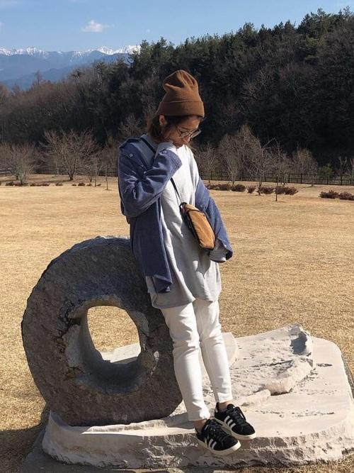 [DONOBAN] 【NEW ERA】ベーシック カフニット