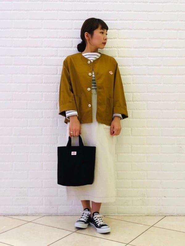 [Bshop] 【ORCIVAL】コットンロード フレンチバスクシャツ WOMEN