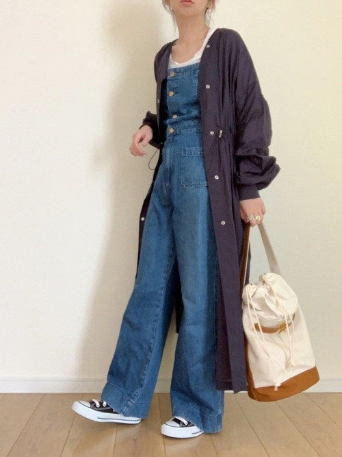 [BEAUTY&YOUTH UNITED ARROWS] 【WEB限定】<Lee>∴マリンデニムサロペット