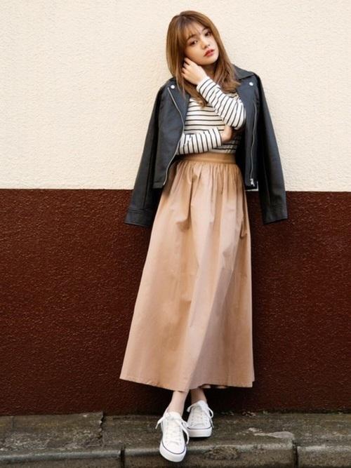 09f0567910f9d 気温21度に最適な大人女子の服装50選!過ごしやすい季節にぴったりの ...