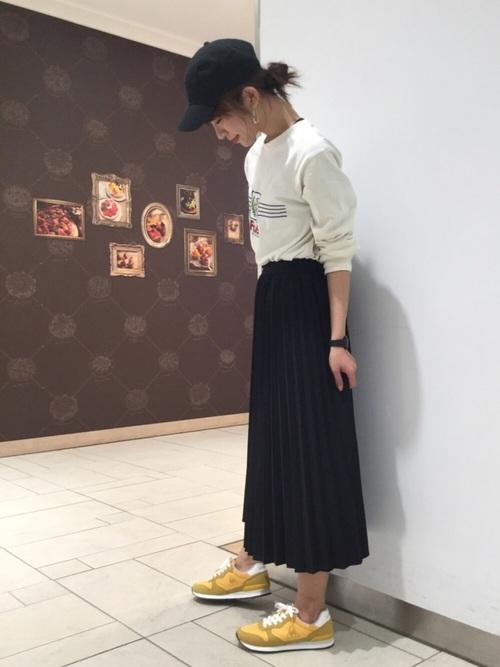 [ORiental TRaffic] le coq sportif×ORiental TRaffic★異素材スニーカー★9001