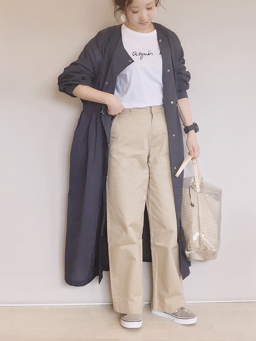 [agnes b.] S137 TS ロゴTシャツ