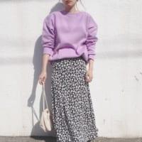 おしゃれ女子ならマストバイ♪ZARAの小花柄スカートで「プチプラ」イマドキコーデ♡