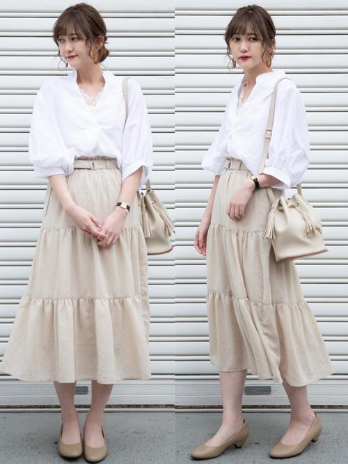 スカート&ワンピース5