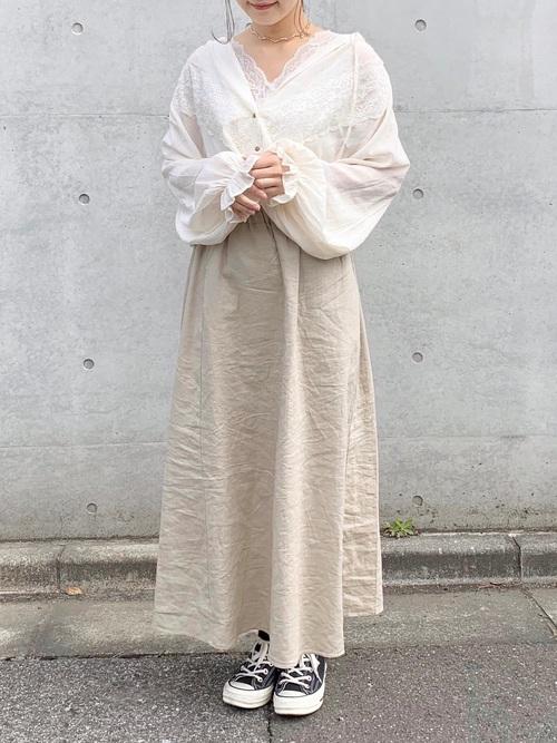 春スカート