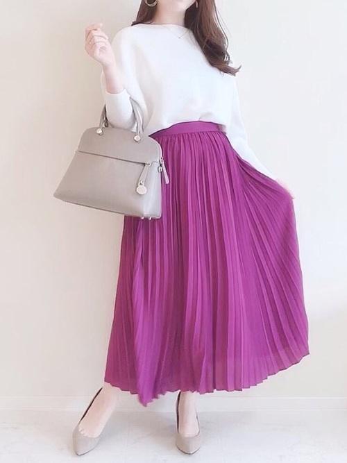 春スカート4