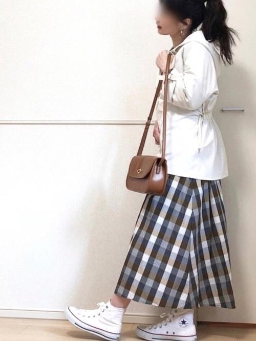 春スカート3