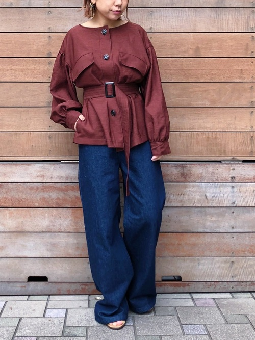 [UNITED TOKYO] リニーサファリジャケット