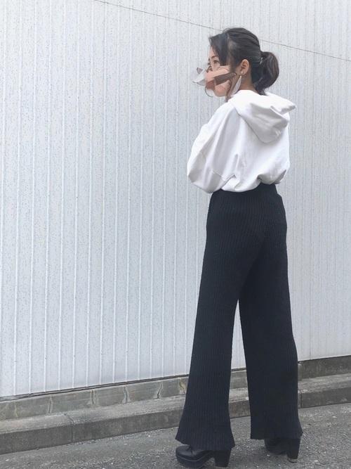 [SLY] CORSET HOODIE