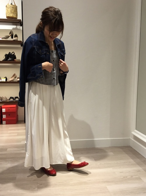 [ORiental TRaffic] 春夏新作★バレエシューズ★9604