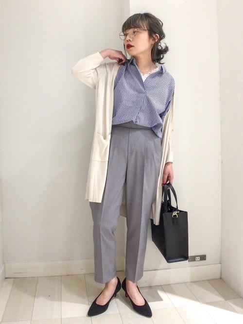 [GLOBAL WORK] サラサラスキッパーシャツ半袖/822498