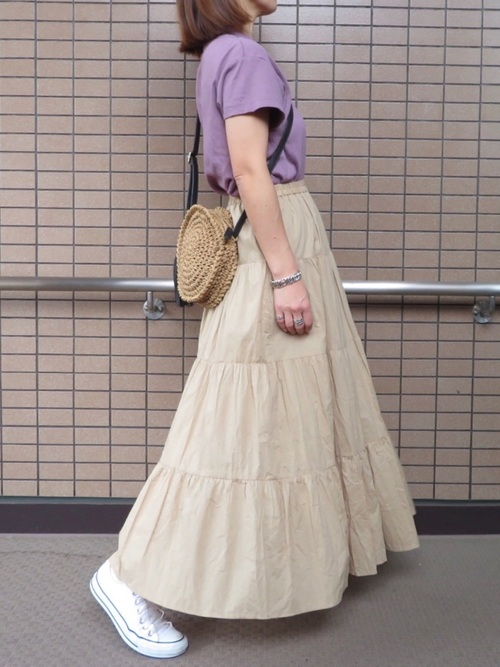 GU ティアードスカート2