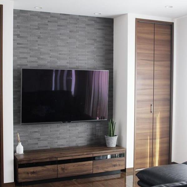 みんなはどうしてる?テレビをスマートにお部屋になじませる方法20選5