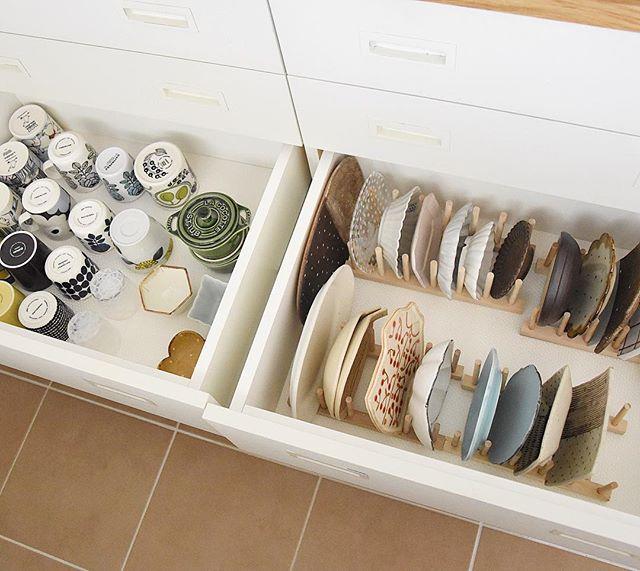 キッチン収納15