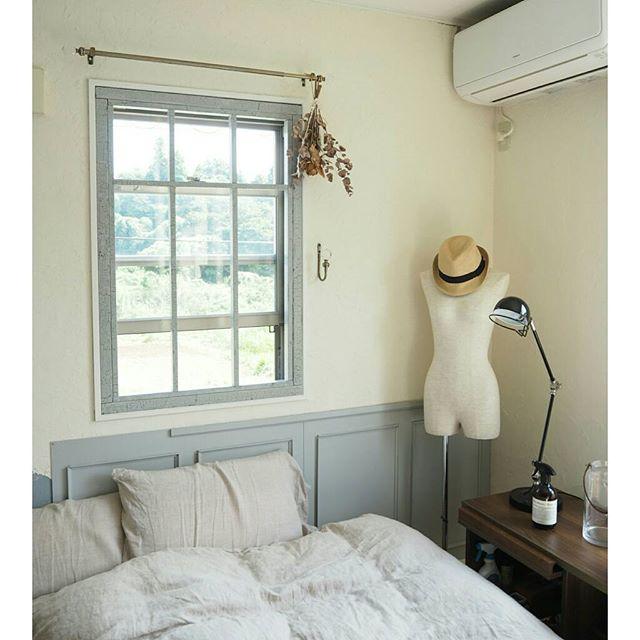 寝室実例 パリ風