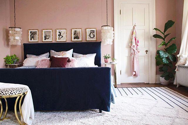 寝室実例 アート