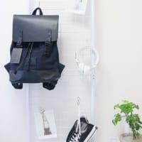 《帽子・バッグ・ストールetc.》置き場所に困るファッション小物の賢い収納術