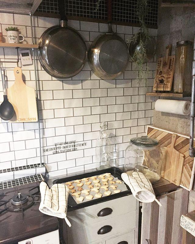 一人暮らしインテリア キッチン