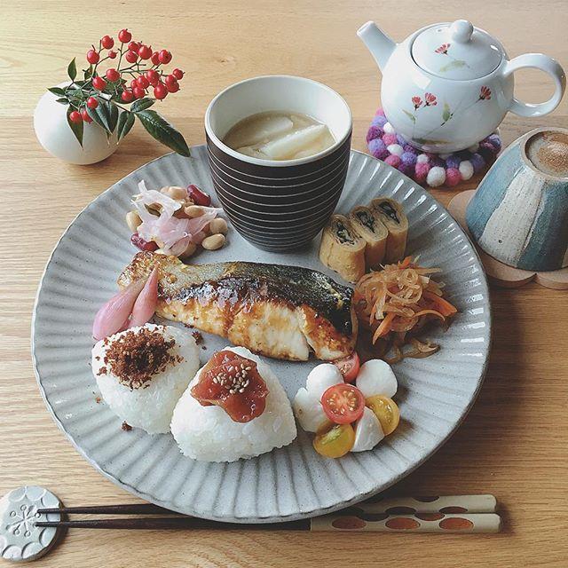 和食 朝ごはん2