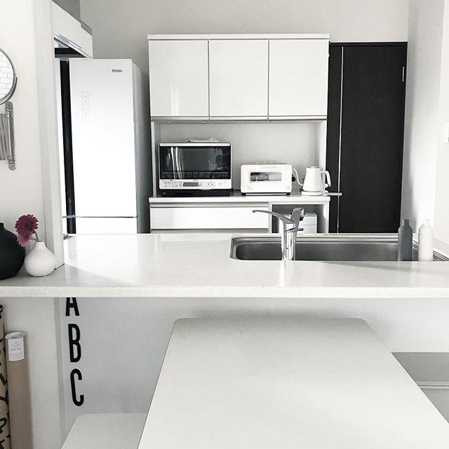 キッチン家電 設置4
