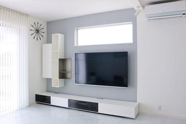 みんなはどうしてる?テレビをスマートにお部屋になじませる方法20選6
