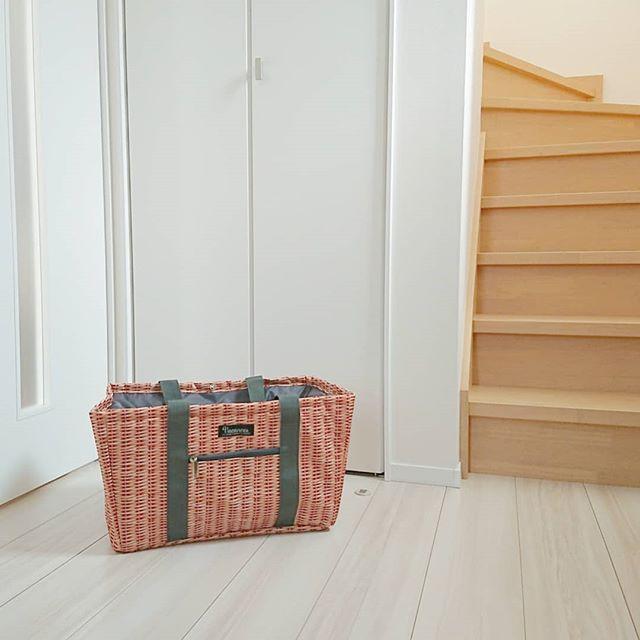 ピクニック用品 レジカゴバッグ