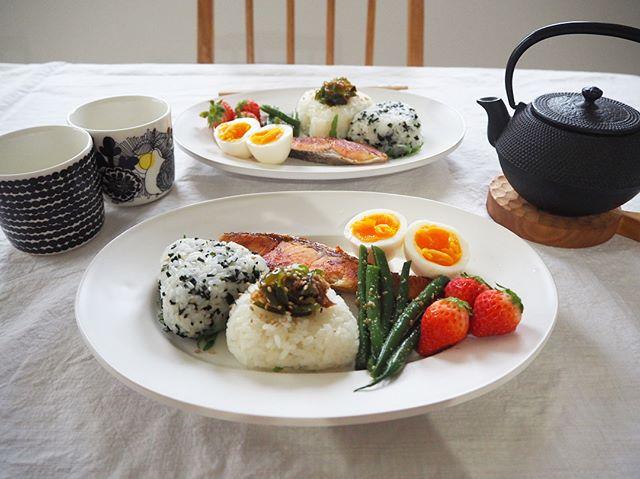 和食 朝ごはん3