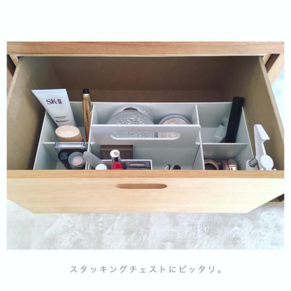 ポリプロピレン収納キャリーボックス 無印良品2