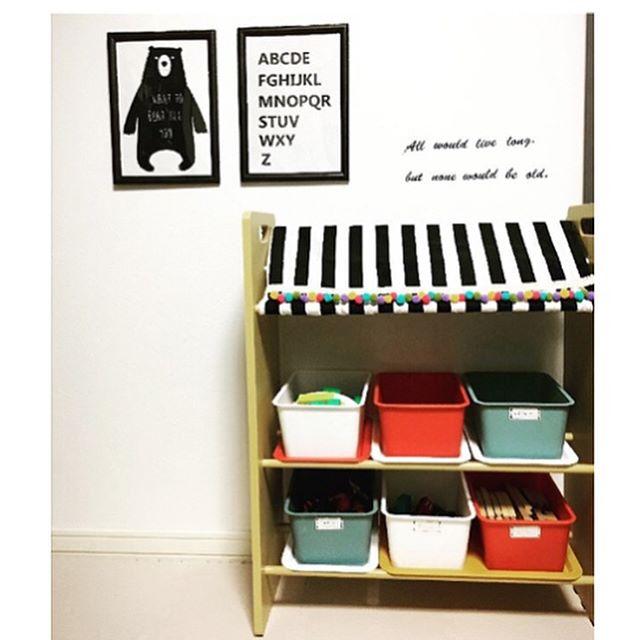 子供部屋インテリア8