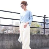 爽やかシンプルな「白」が着たい!春らしさたっぷりの白アイテムをご紹介します♡