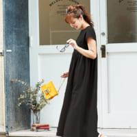 黒に合う色別の大人女子コーデ特集♪モノトーン&差し色の引き立て役になる優秀カラー