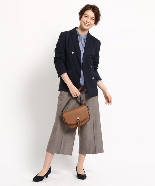 [Reflect] 【STORY10月号掲載】ダブルブレストジャケット