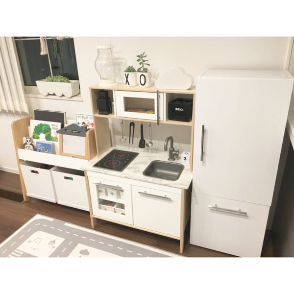 IKEA おままごとキッチン9
