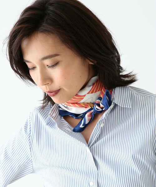 manipuri / CASTLE スカーフ